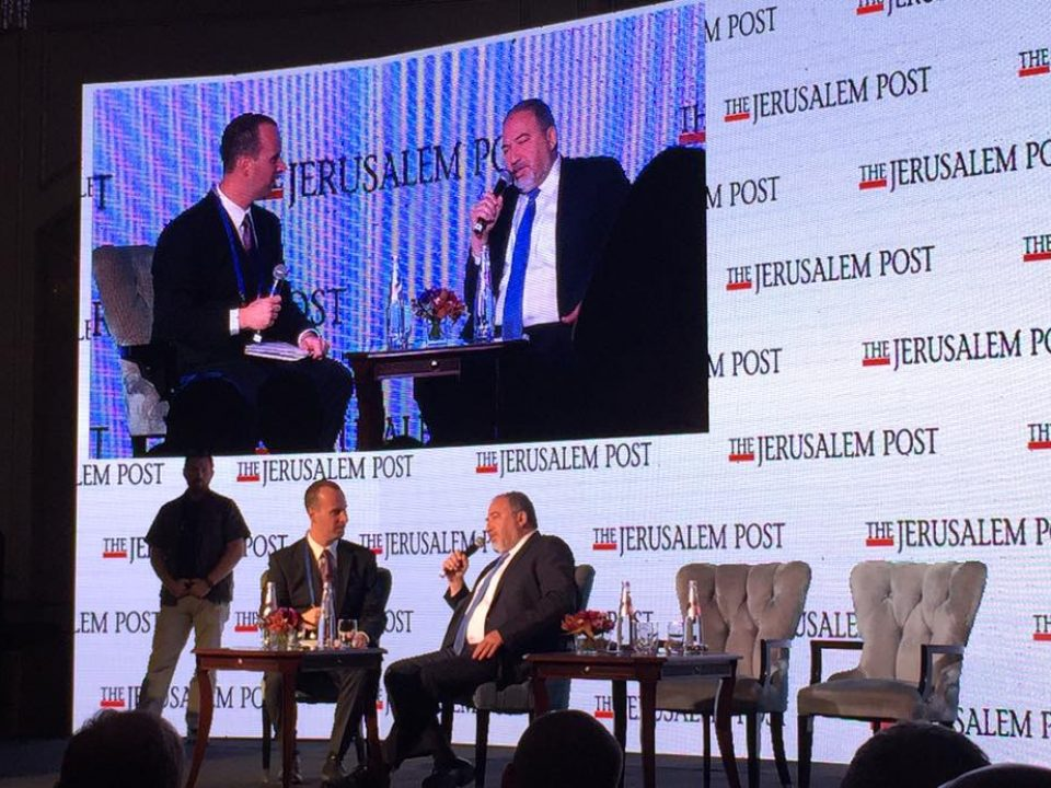 JERUSALEM POST DIPLOMATIC CONFERENCE