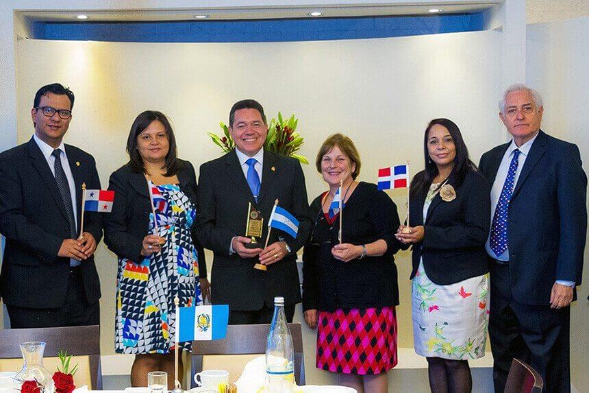 Farewell Breakfast in Honor of Ambassador of Honduras