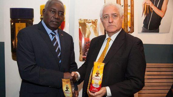 Angola at Diplocoffee