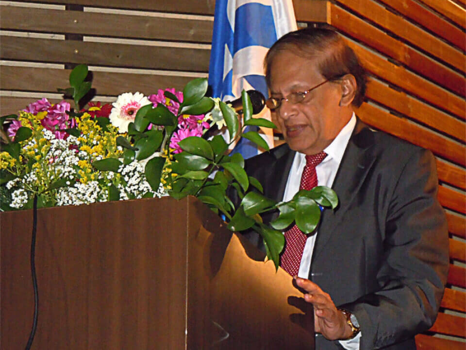 Sarath Wijesinghe Ambassador of Sri Lanka to Israel