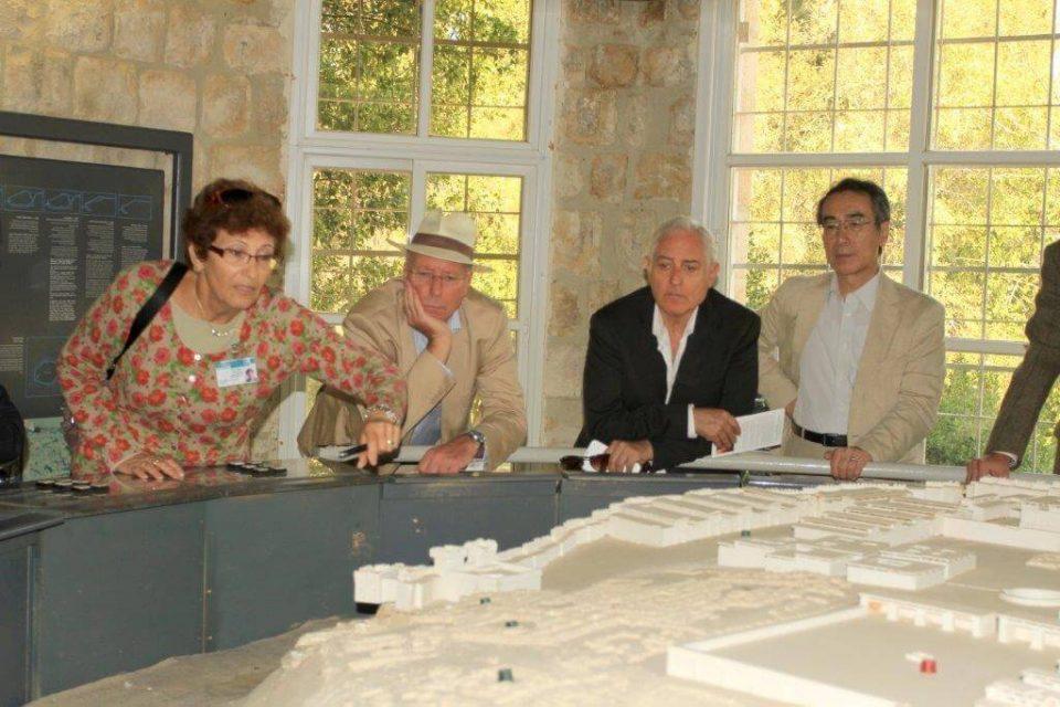 Trip to UNESCO Sites in Israel