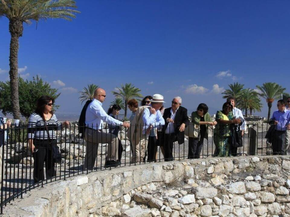 Trip to UNESCO Sites in Israel