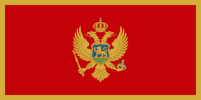 640px-Flag_of_Montenegro