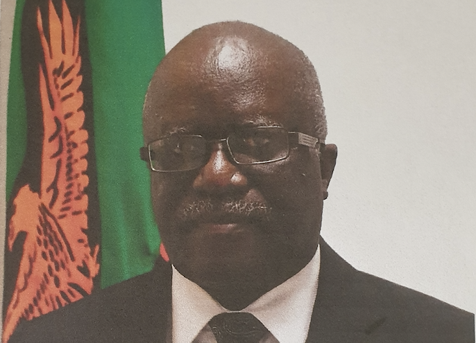 Meet the Ambassador: The Ambassadors' Club Interviews Diplomats in Isolation: The Ambassador of Zambia