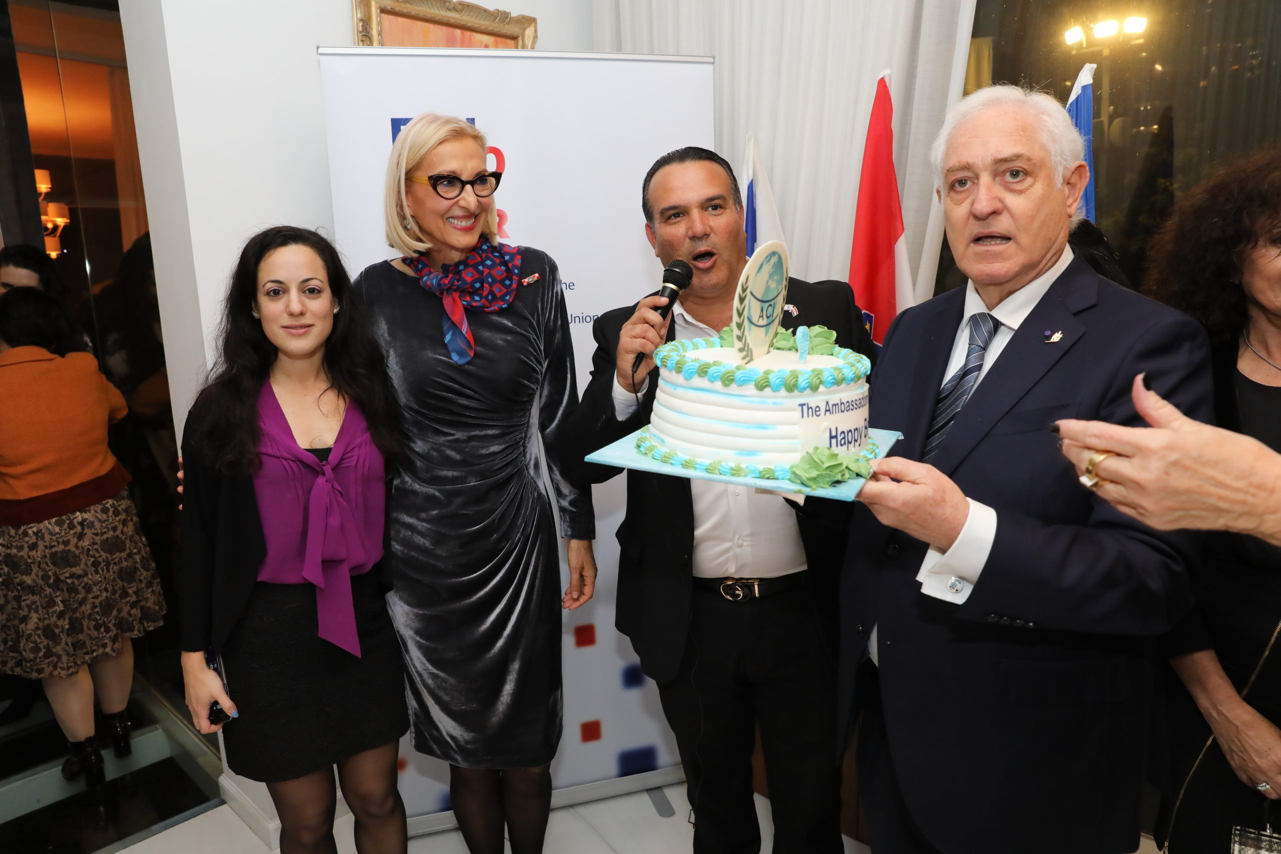 ACI with Croatian Ambassador