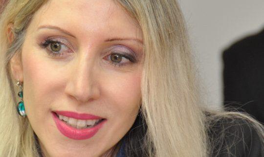 H.E. Ambassador of Cyprus Thessalia Salina Shambos