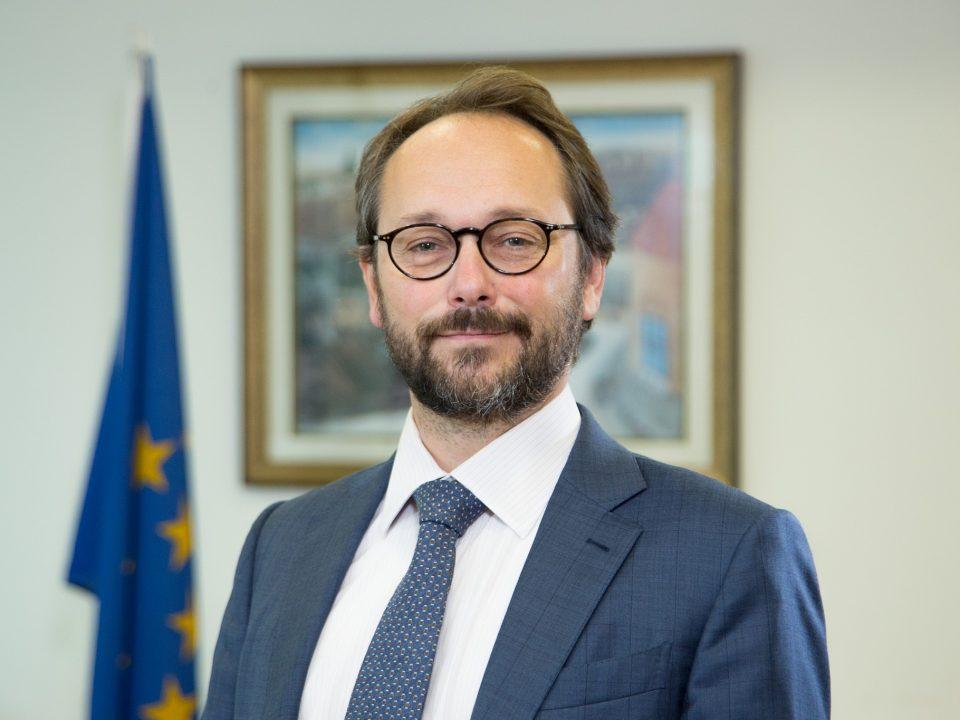 Meet the Ambassador: The Ambassadors' Club Interviews Diplomats in Isolation: The Ambassador of the European Union