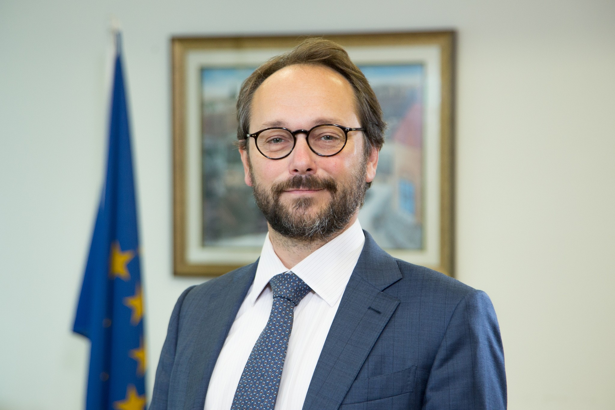 Meet the Ambassador: The Ambassadors' Club Interviews Diplomats in Isolation: The Ambassador of the European Union
